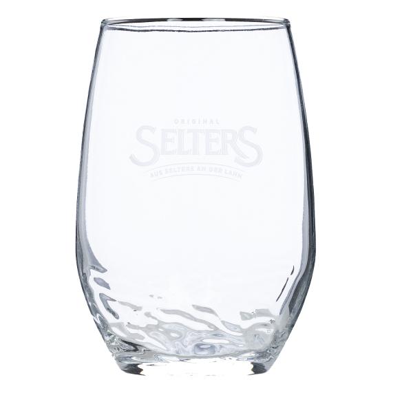 Selters Relief-Becher 0,2l (6er Karton)