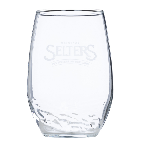 Selters Relief-Becher 0,3l (6er Karton)